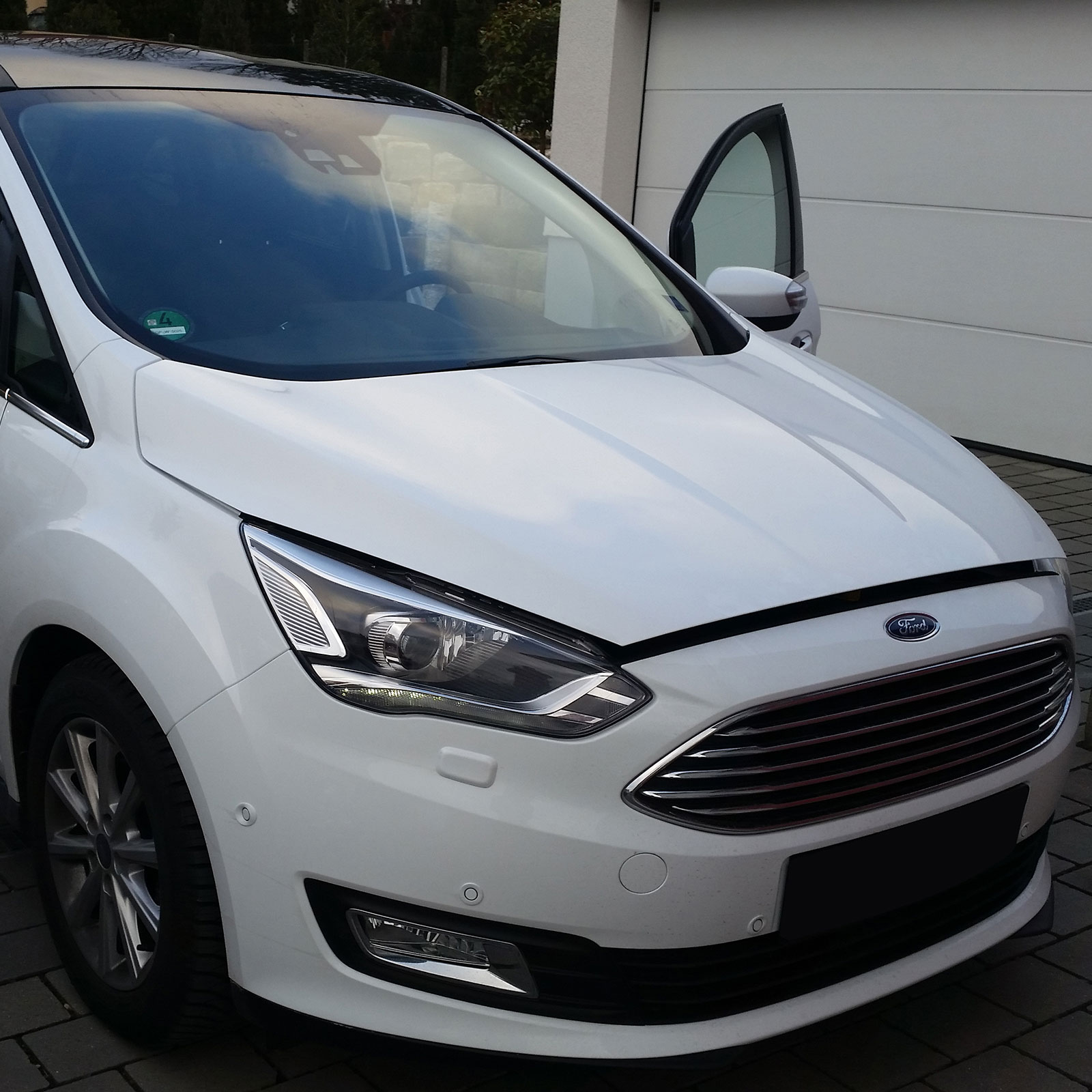 Chiptuning for the Ford C-Max (II) 2.0 TDCi