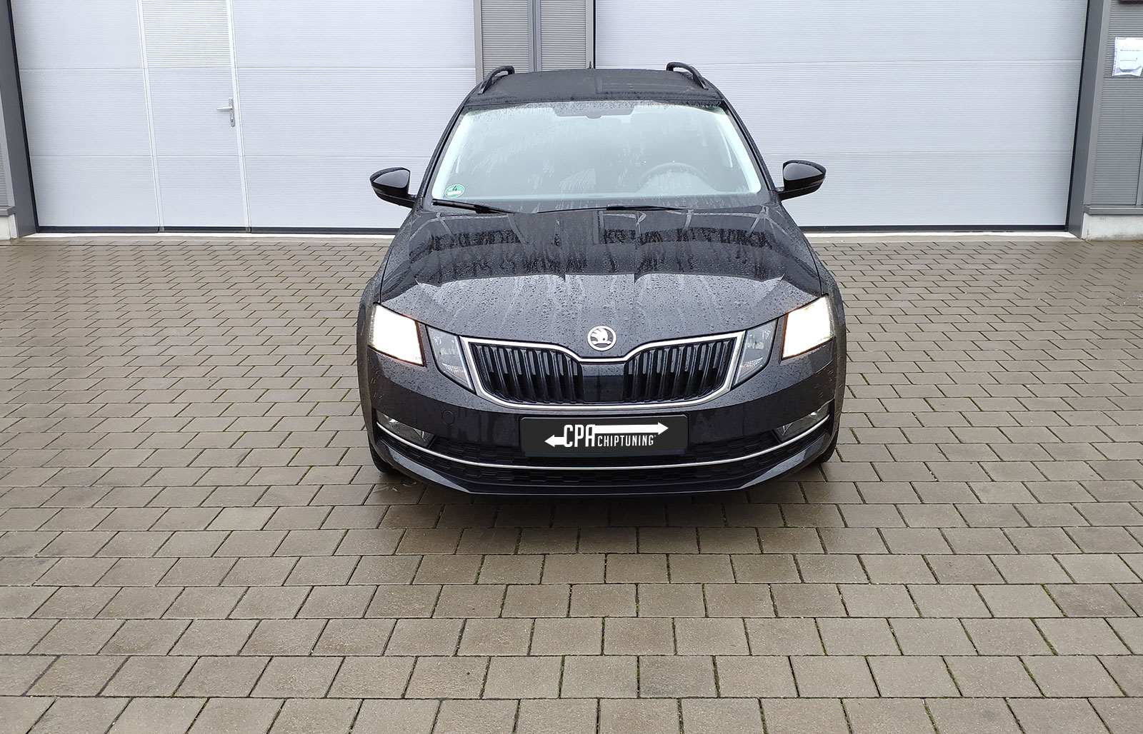 Skoda Octavia 1.0 TSI chiptuning - get more out of your liter!