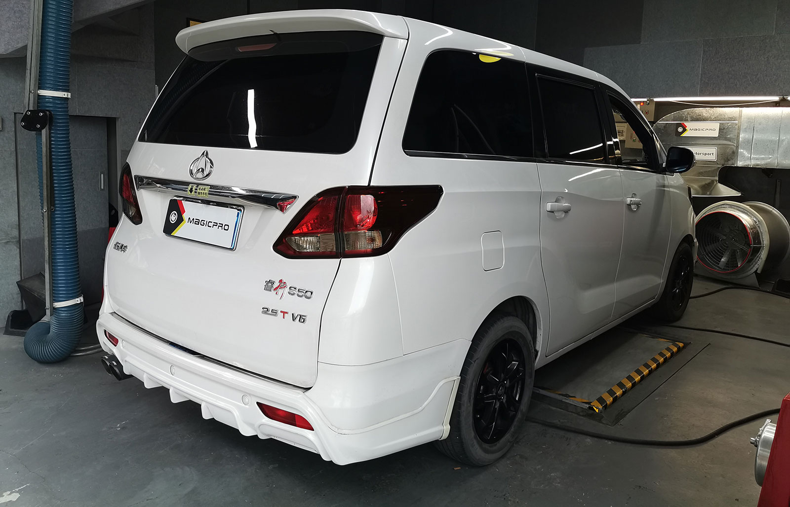 Changan RuiXing S50 1.5T chiptuning