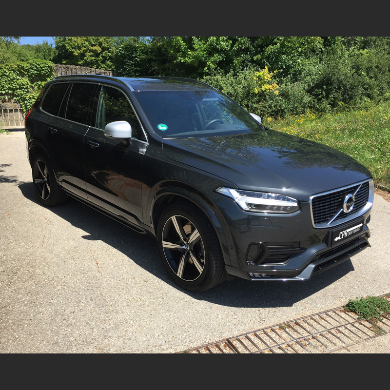Volvo tuning: CPA gives the Volvo more power read more