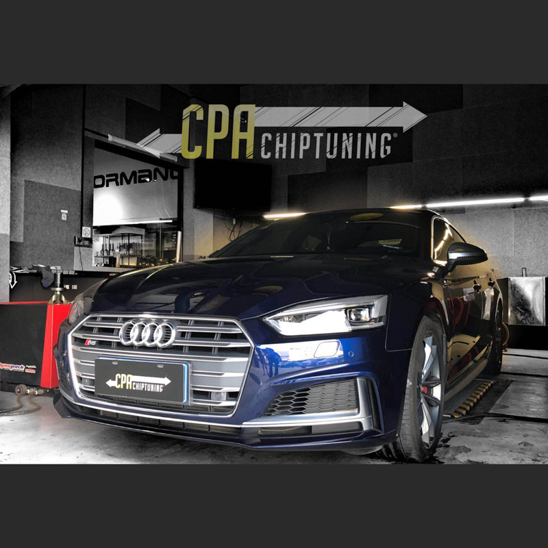 Chiptuning Audi: S5 with CPA Power read more