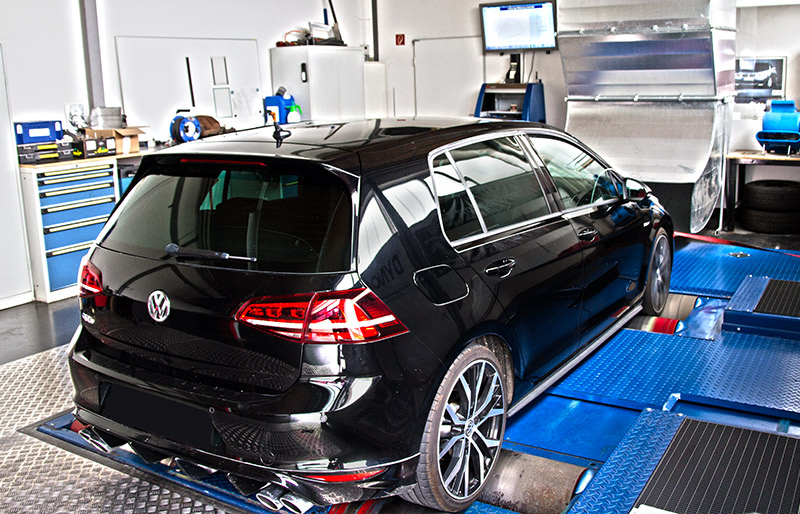 The Golf VII GTD – a sensation of sounds by VW?
